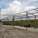 Dom-Bud Koronowo - konstrukcja hali stalowej 2