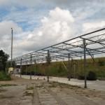 Dom-Bud Koronowo - konstrukcja hali stalowej