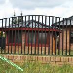 DomBud - montaz ogrodzenia