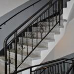 Dom-Bud Koronowo - balustrada schodowa kuta