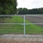 Dom-Bud Koronowo - brama wjazdowa otwierana z siatki