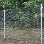 Dom-Bud Koronowo - ogrodzenie z siatki