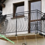 Dom-Bud - balustrada balkonowa kuta